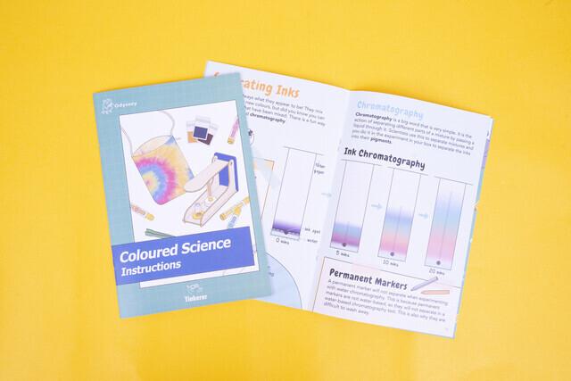 Tinkerer Box Science Kits for Children
