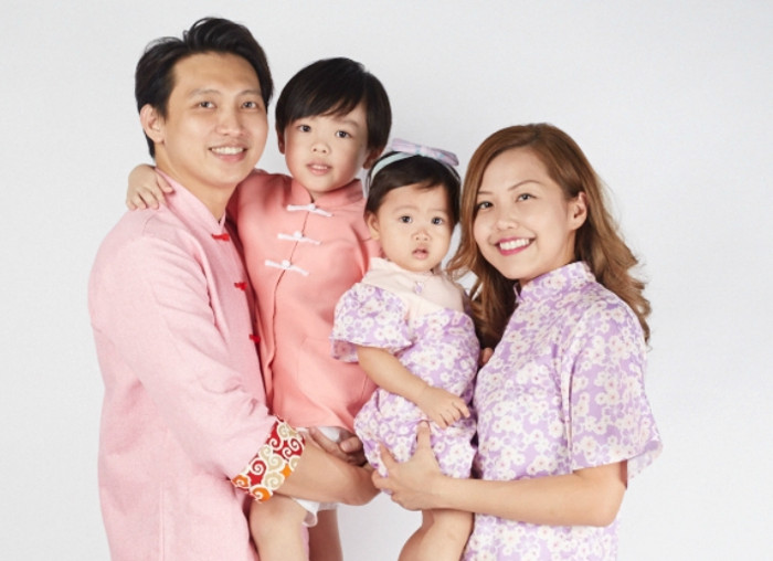 Where To Buy Matching Outfits For The Whole Family