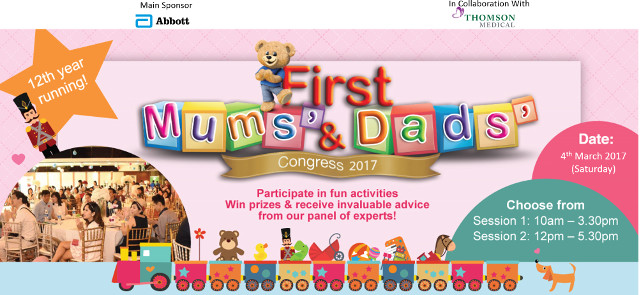 First Mums and Dads Congress 2017
