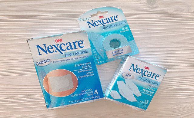 Nexcare Sensitive Bandages