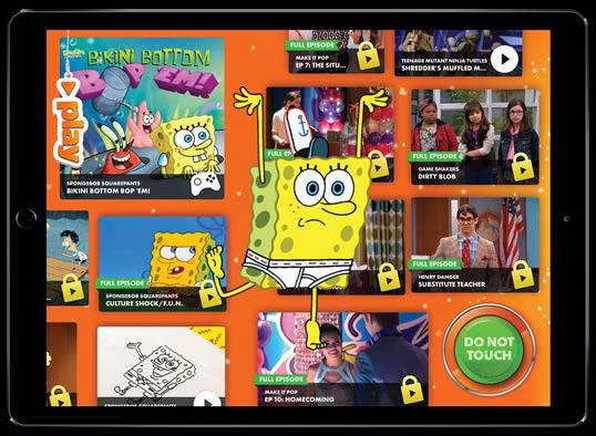 Nickelodeon Play app