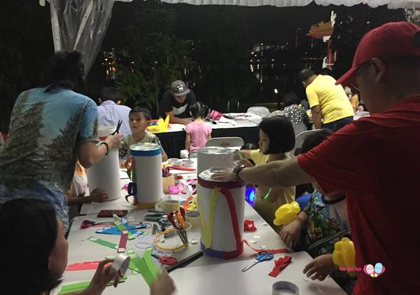 children activities at rockestra
