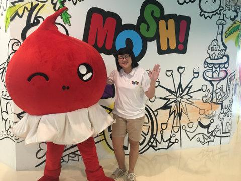 Moji the MOSH!cot