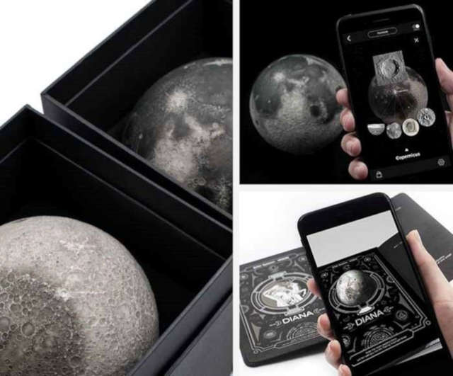 Moonshot 50 science centre exhibition