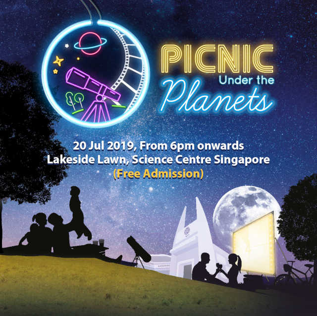 Picnic Under the Planets 2019