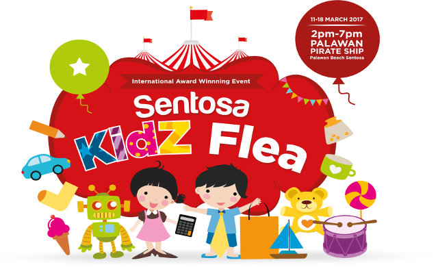 Sentosa KidZ Flea 2017