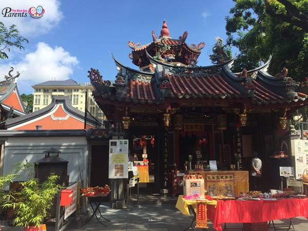 thian hock keng chinese temple singapore