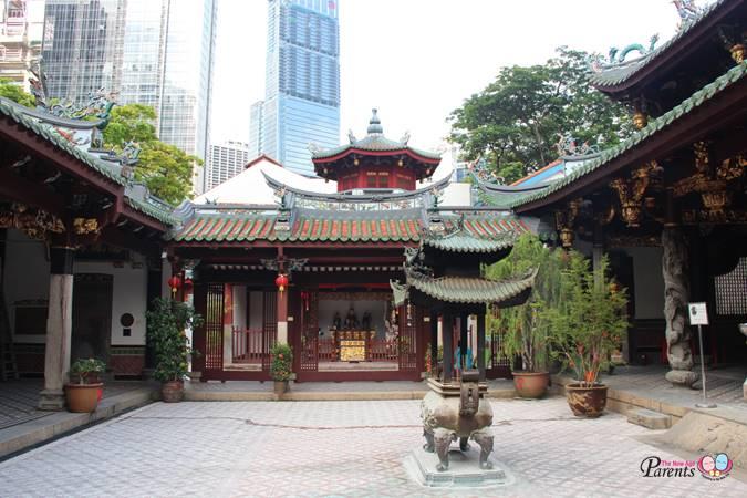 tianfugong singapore