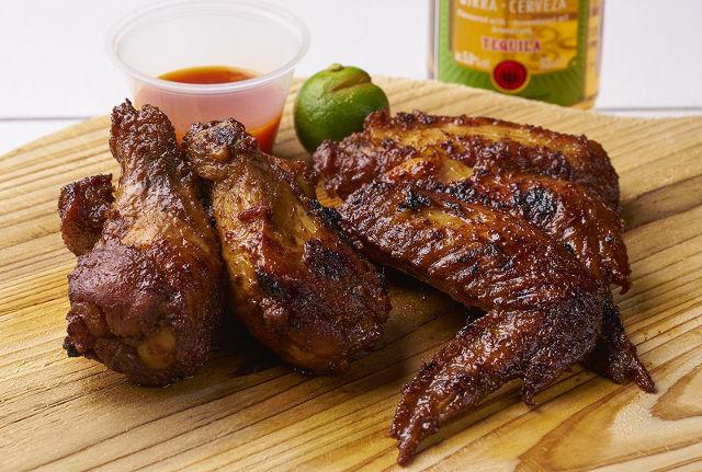 Chicken Wings - Coastes Sentosa GrillFest