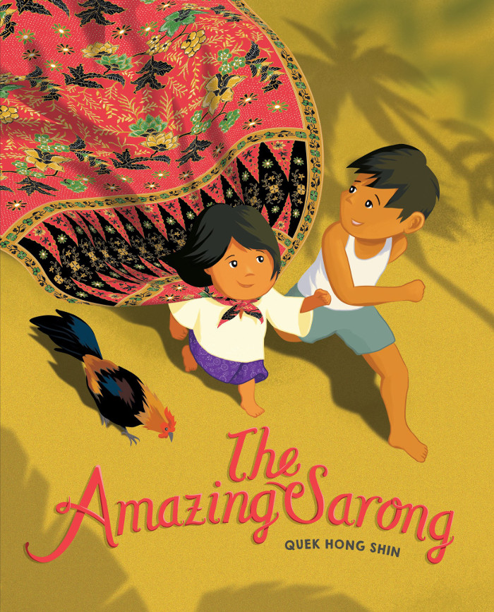 Children Books About Singapore The Amazing Sarong
