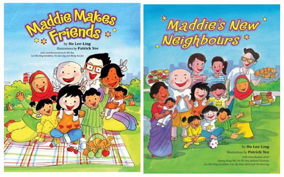 Maddie series Singapore children books