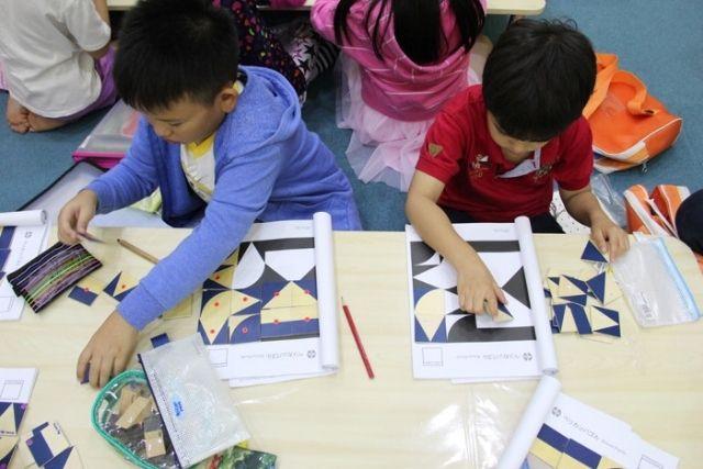 Right Brain Training Enrichment classes Heguru