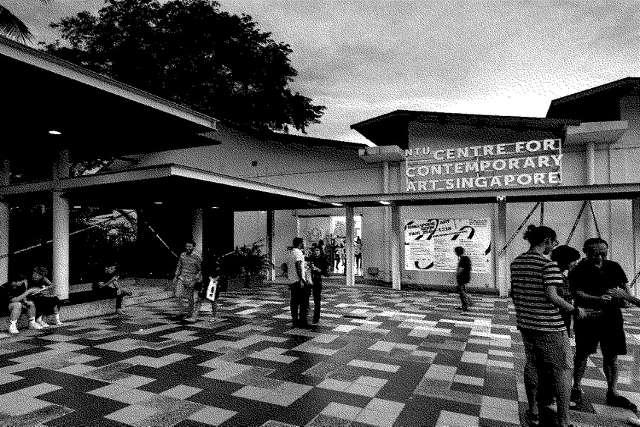 Singapore Art Book Fair at NTU