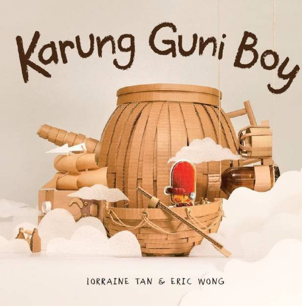 The Story of Karung Guni Boy by Lorraine Tan and Eric Wong