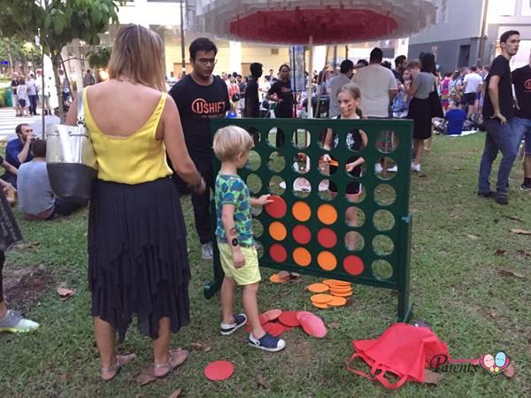 children activity amoy st bloc party