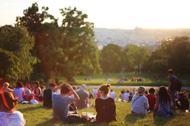 family picnic spots sydney