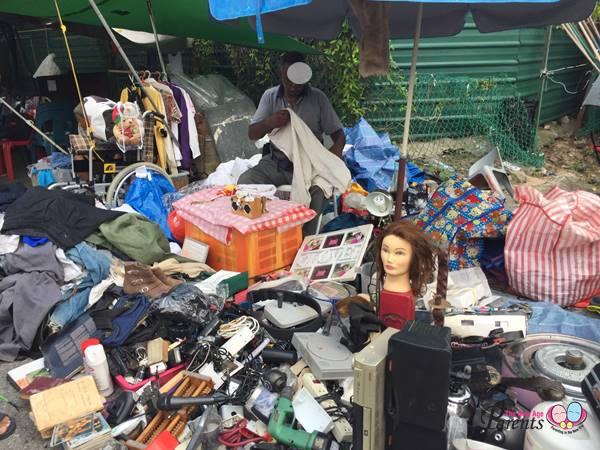 flea market sungei road