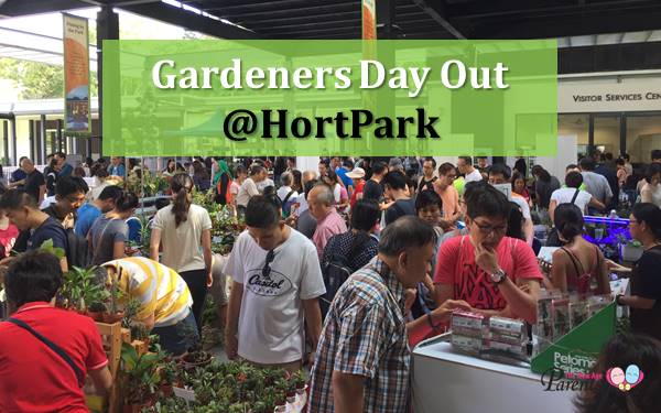 Gardeners' Day Out 2021 at HortPark and Online