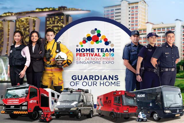 home team festival singapore expo 2019