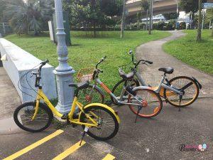 Bike Sharing In Singapore – Ofo vs oBike vs Mobike
