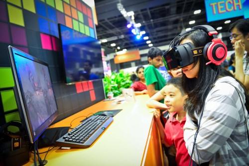 tech saturday interactive showcase