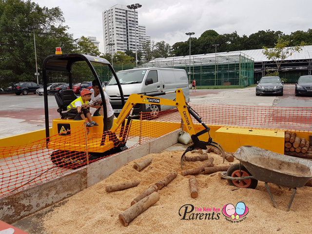 where to bring your kids in singapore Diggersite