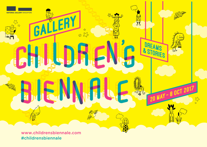 Gallery Children's Biennale 2017 Dreams and Stories