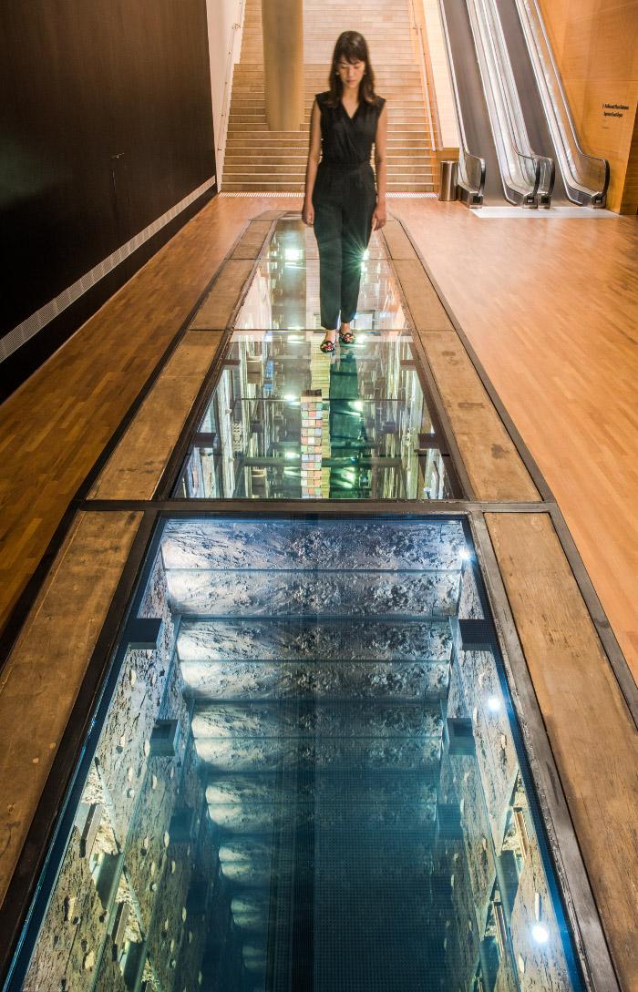 Gallery Children's Biennale Mark Justiniani Firewalk, A Bridge of Embers