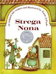 Strega Nona by Tomie de Paola