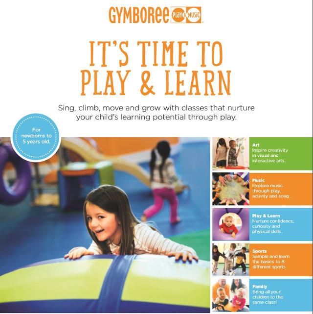 gymboree open house