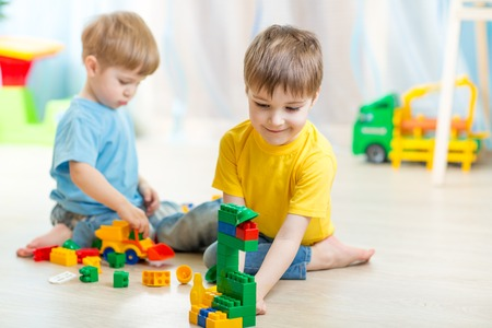 playing blocks - how to improve your childs IQ