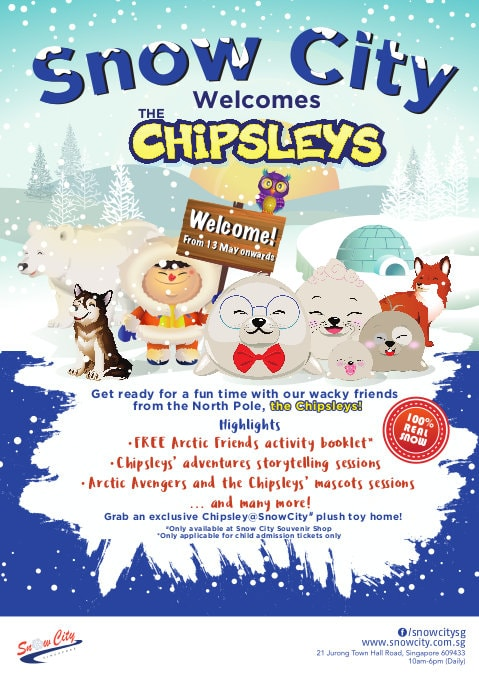snow city welcome chipsleys
