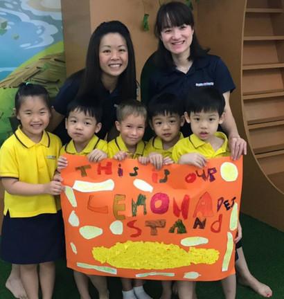 social entrepreneurship for kids Dream Kids