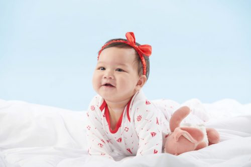 EASYWEAR Little Dreamers Collection Baby Romper