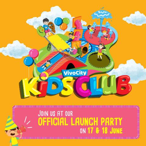 VivoCity KidsClub