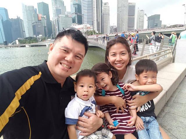 fighting dengue Johnson Chee dengue story