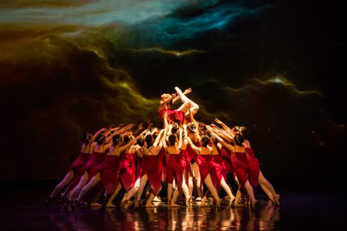 Crestar School Of Dance Concert: Jeté Over The Rainbow