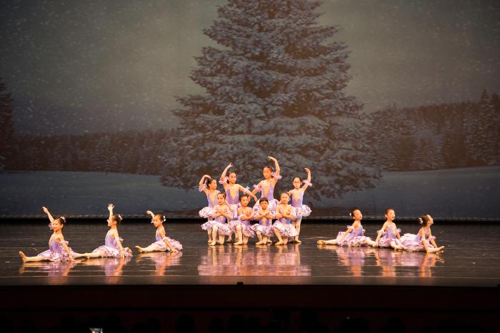 Crestar School of Dance Concert Review