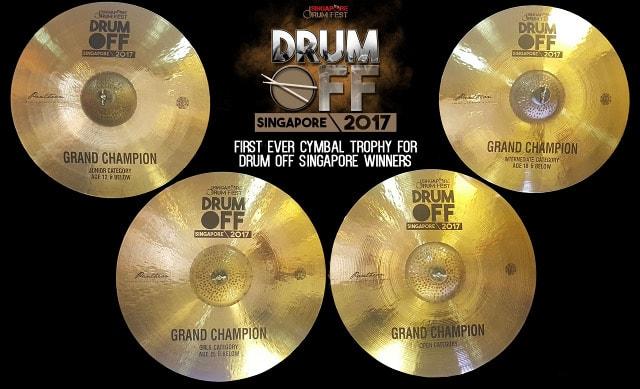 Drum off singapore 2017