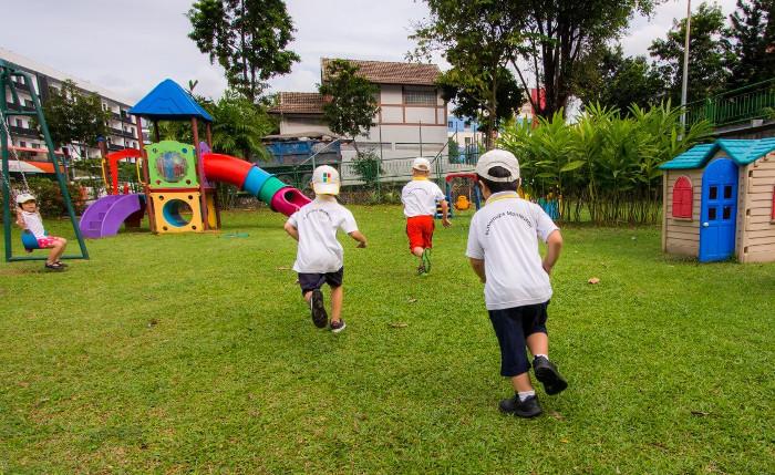 Frobel Preschool Outdoor