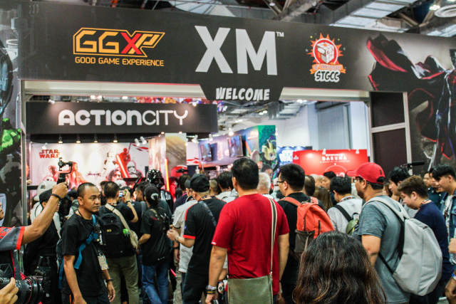 Singapore Toy, Game & Comic Convention