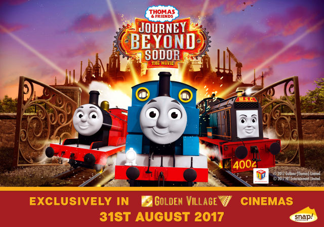 Thomas & Friends Journey Beyond Sodor