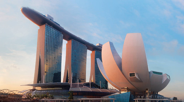 Win a staycation at Marina Bay Sands
