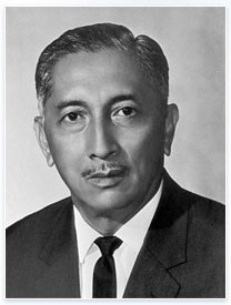 Yusof Ishak first president of Singapore