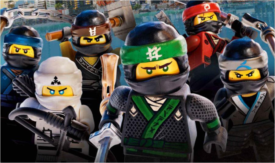 LEGO NINJAGO Challenge
