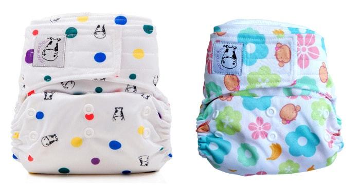 Moo moo kow diapers