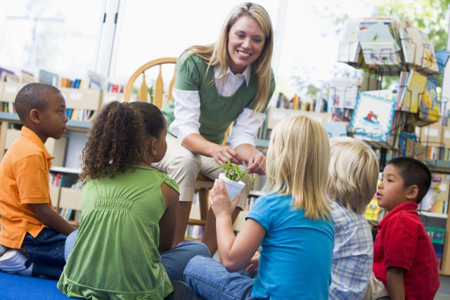 Roles of a Preschool Teacher