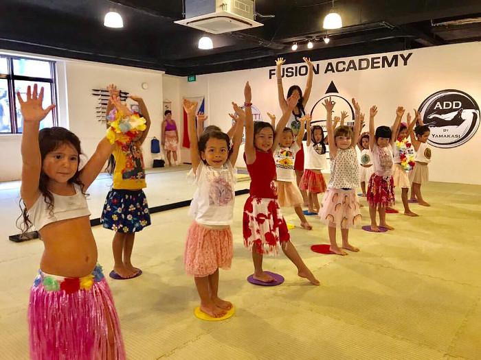Tahiti Dance kids