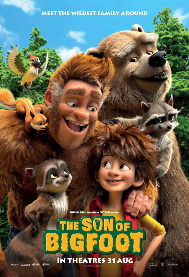 The Son Of Big Foot movie