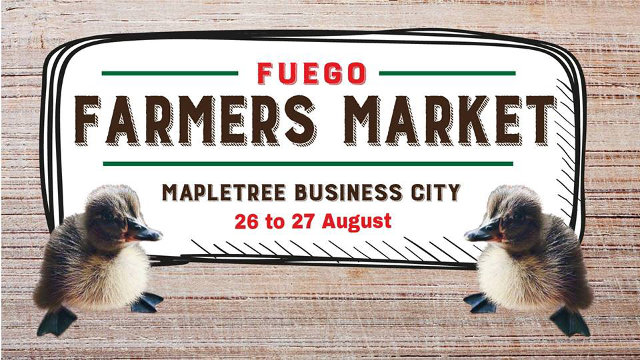 fuego farmers market aug 2017